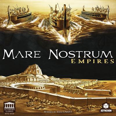 Mare Nostrum: Empires Box Front