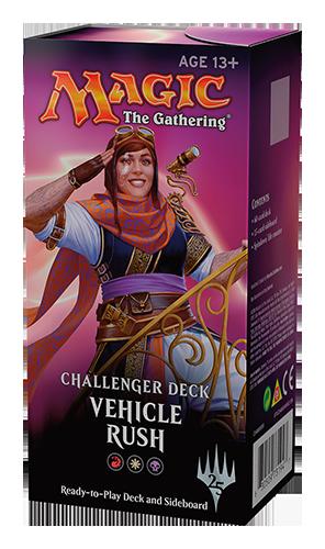 Magic the Gathering: Vehicle Rush (Challenger Deck)