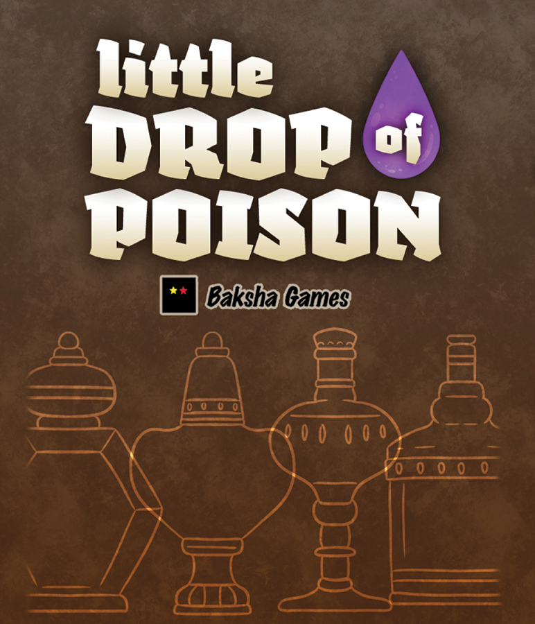 Little Drop Of Poison: 2nd Edition Box Front