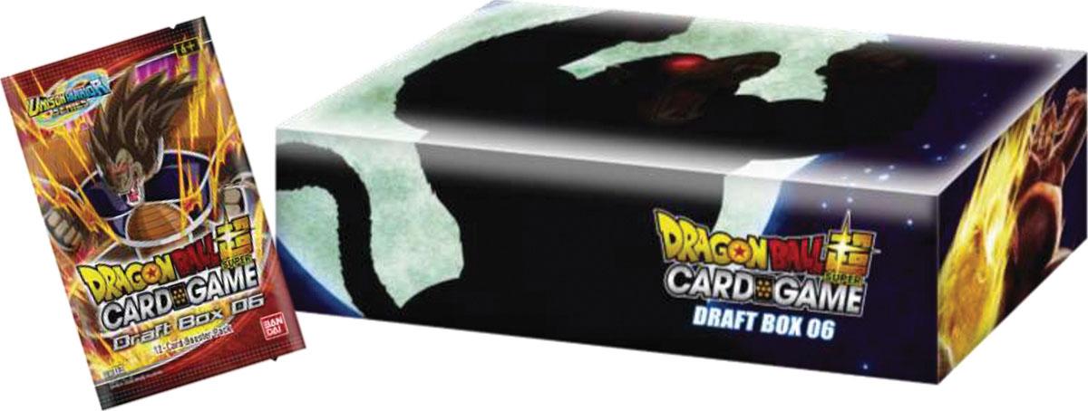 Dragon Ball Super Tcg: Draft Box Set 6 - Giant Force