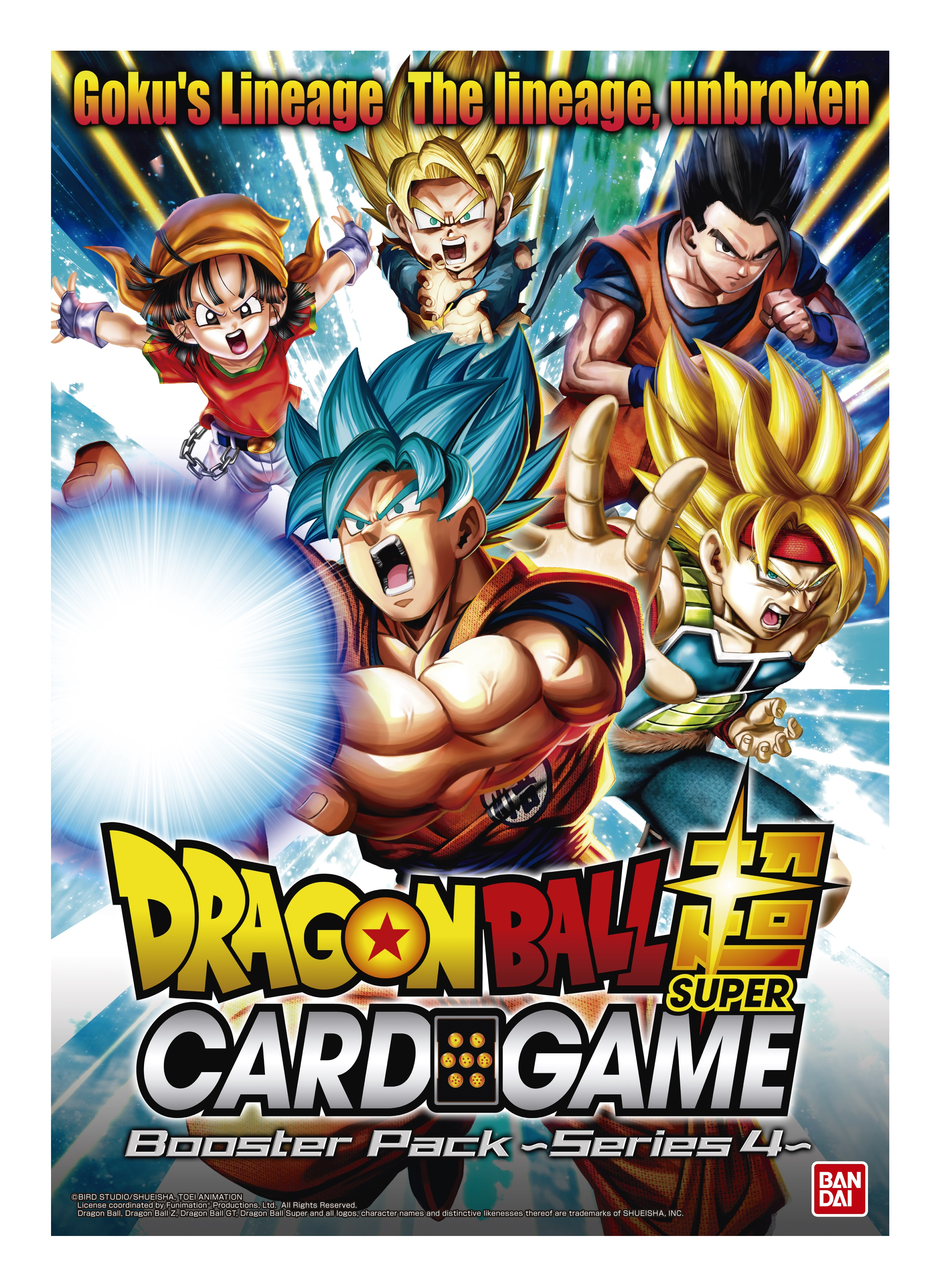 Dragon Ball Super Booster 4 Display (24) Box Front