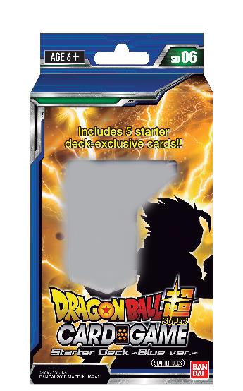 Dragon Ball Super Starter 6 Display (6) Box Front