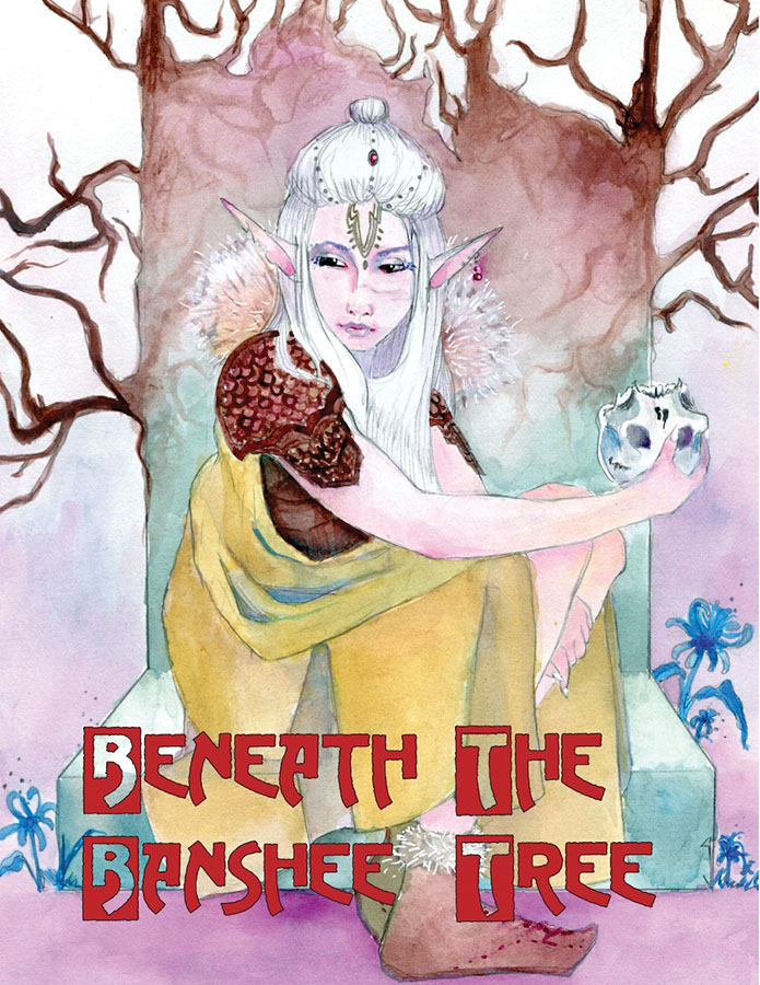 Beneath The Banshee Tree - Sertorius Box Front