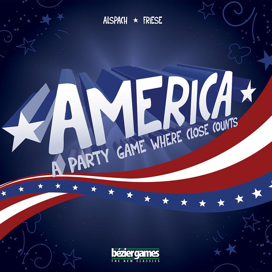 America Box Front