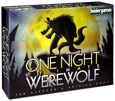 One Night Ultimate Werewolf Box Front