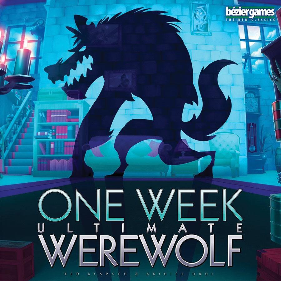 One Week Ultimate Werewolf Game Box