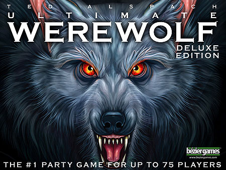 Ultimate Werewolf: Deluxe Edition Box Front