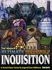 Ultimate Werewolf: Inquisition Box Front