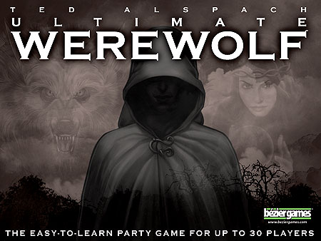 Ultimate Werewolf: Revised Edition Box Front