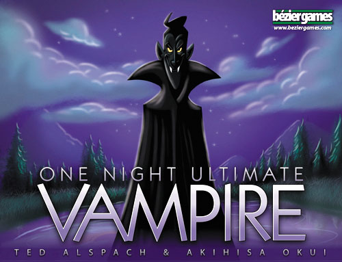 One Night Ultimate Vampire Box Front