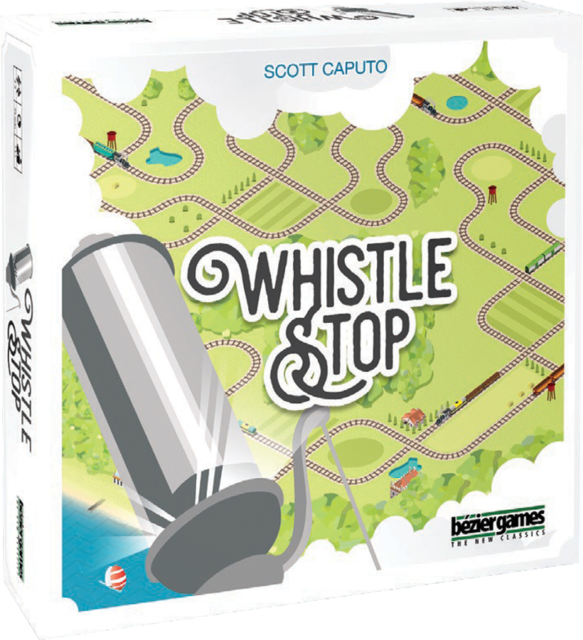 Whistle Stop Box Front