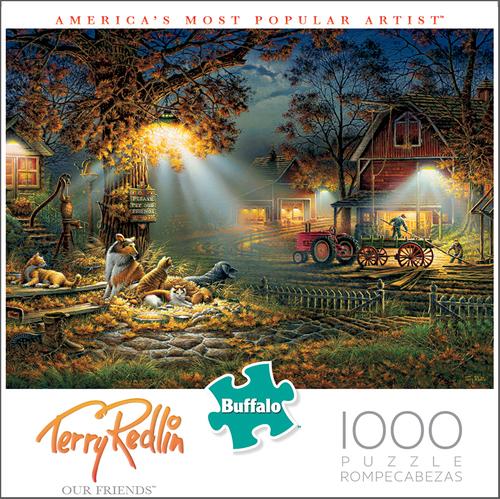 Our Friends Puzzle (1000 Pieces) Game Box