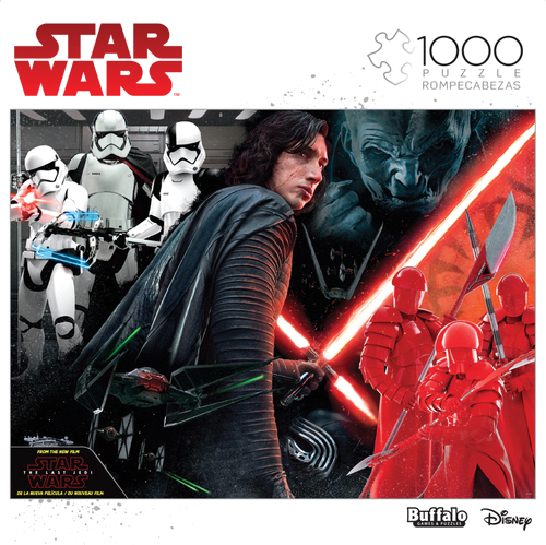 Star Wars: I Will Show You The Dark Side Puzzle (1000 Pieces) Box Front