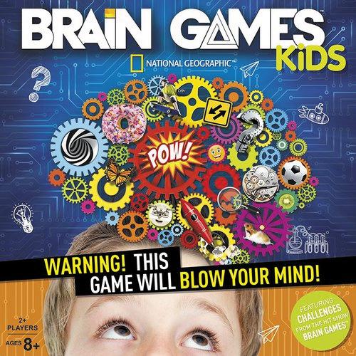 Brain Games: Kids Box Front