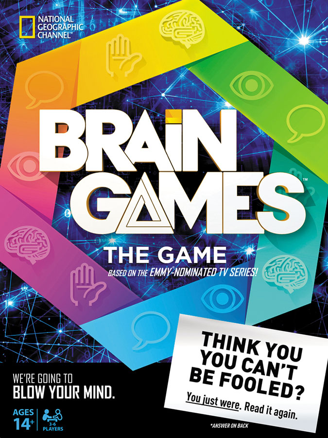 Brain Games Box Front