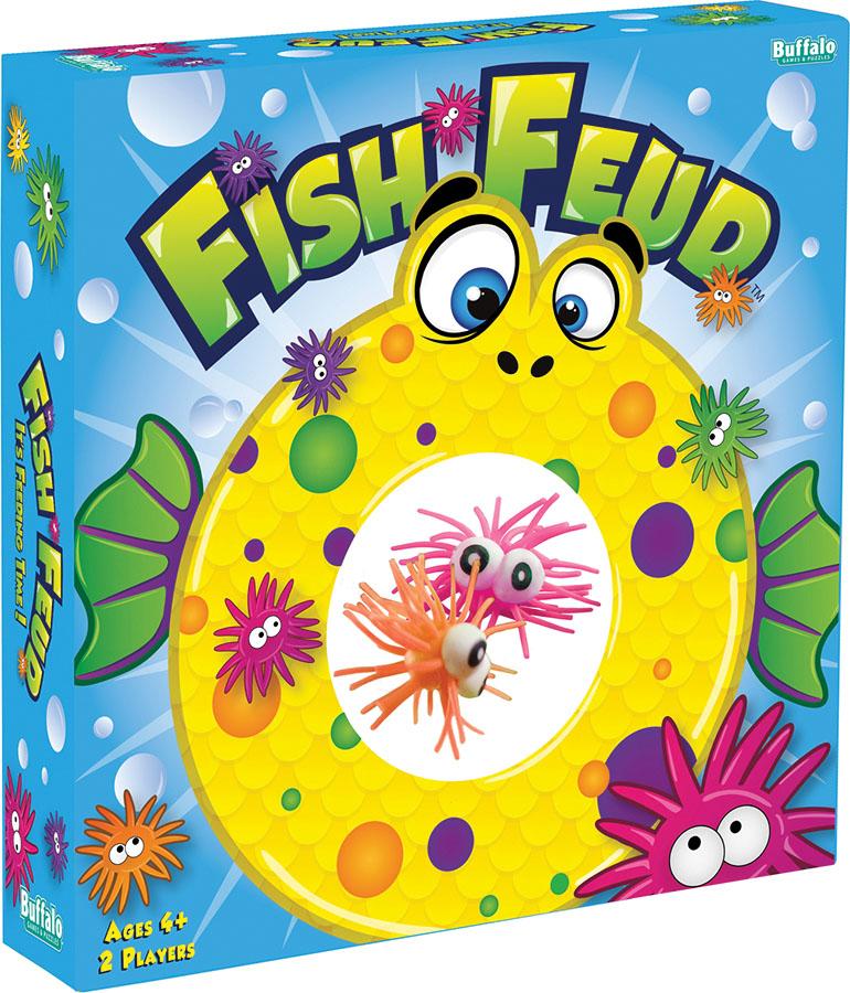 Fish Feud Game Box