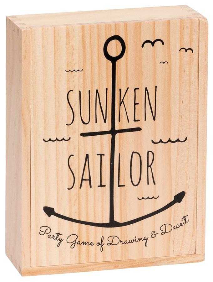 Sunken Sailor Game Box