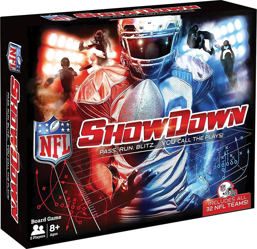 Nfl Showdown Game Box