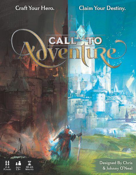 Call To Adventure Game Box