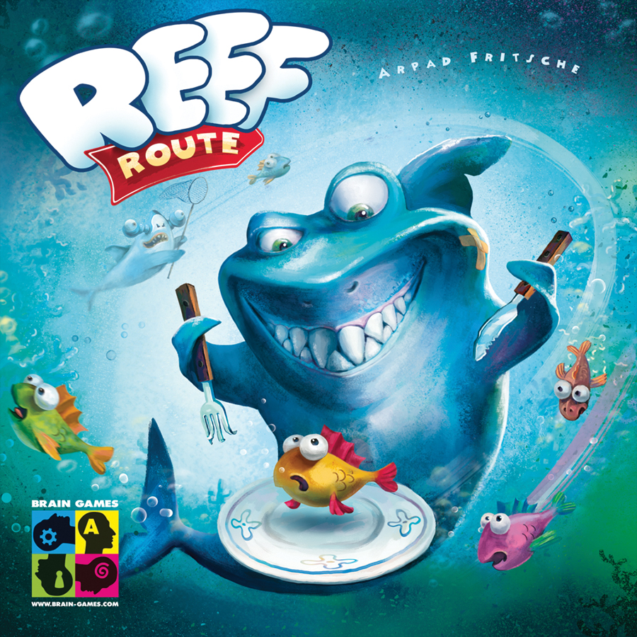 Reef Route Box Front