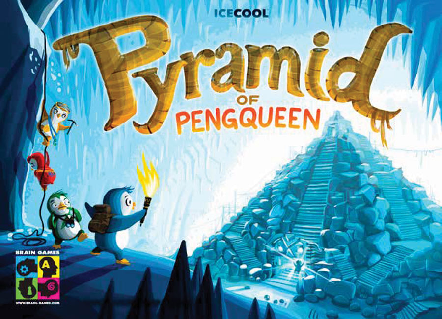 Pyramid Of Pengqueen Box Front