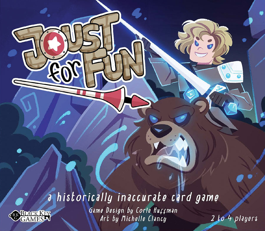 Joust For Fun Game Box