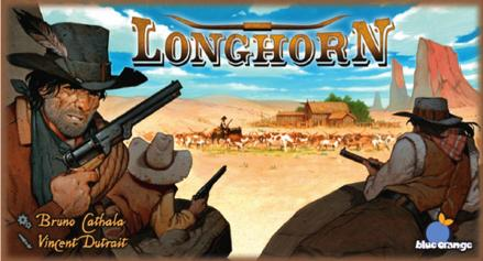 Longhorn Box Front