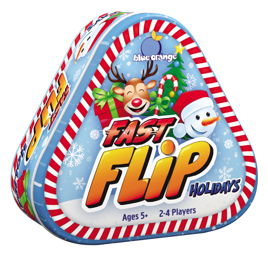 Fast Flip Holidays Mini Box Front