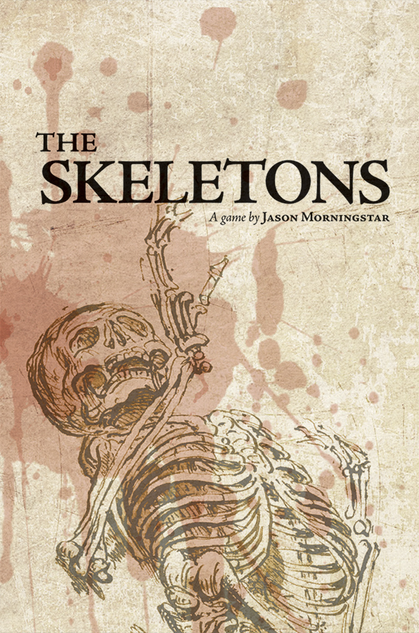 The Skeletons Box Front
