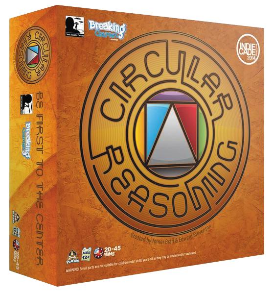 Circular Reasoning Box Front