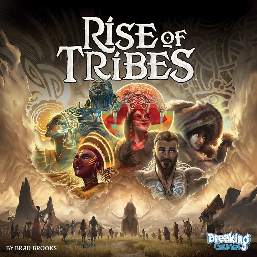 Rise Of Tribes Box Front