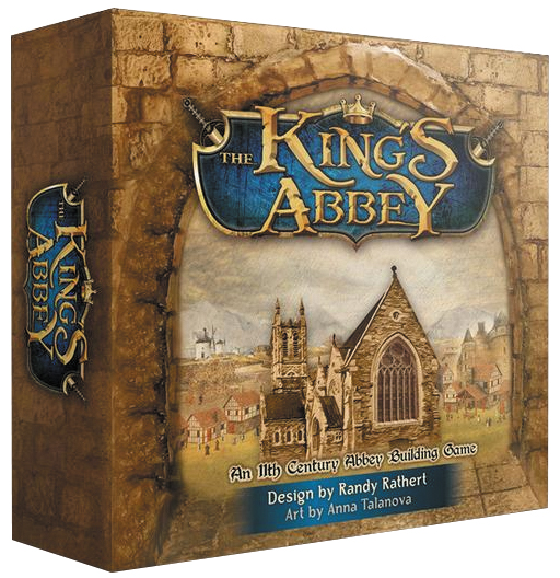The Kings Abbey Box Front