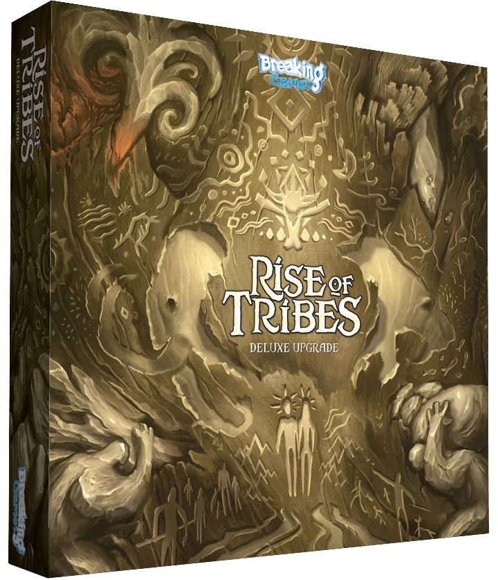 Rise Of Tribes: Deluxe Expansion  Game Box