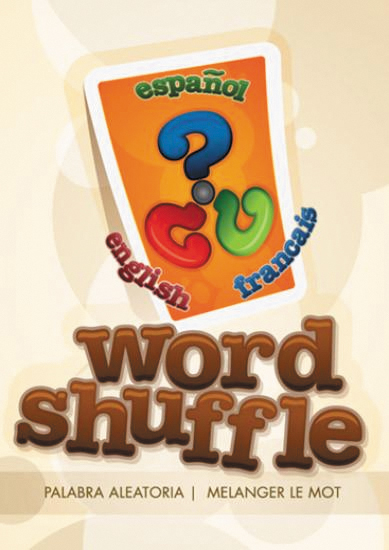 Word Shuffle Box Front