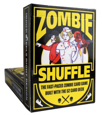 Zombie Shuffle Box Front