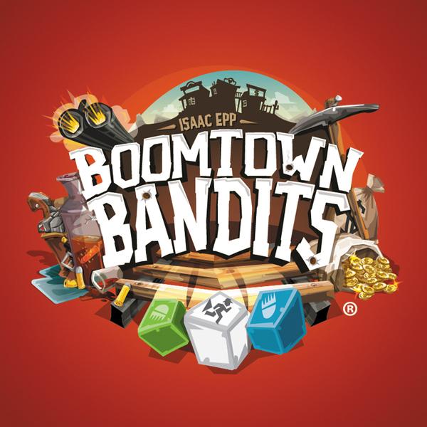 Boomtown Bandits Box Front