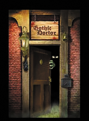 Gothic Doctor Box Front