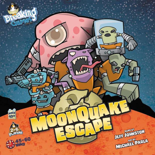 Moon Quake Escape Box Front