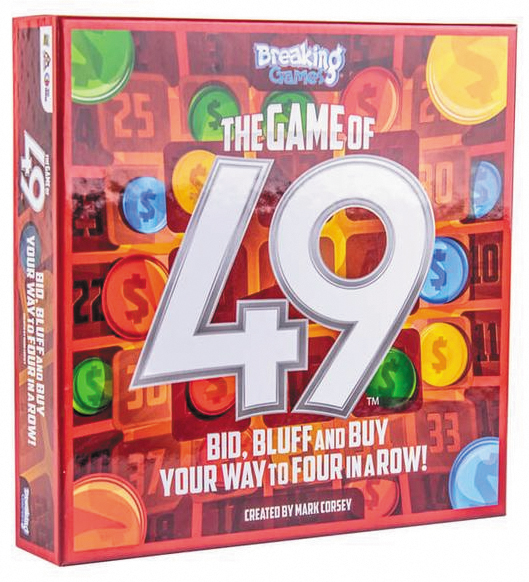 The Game Of 49 Box Front