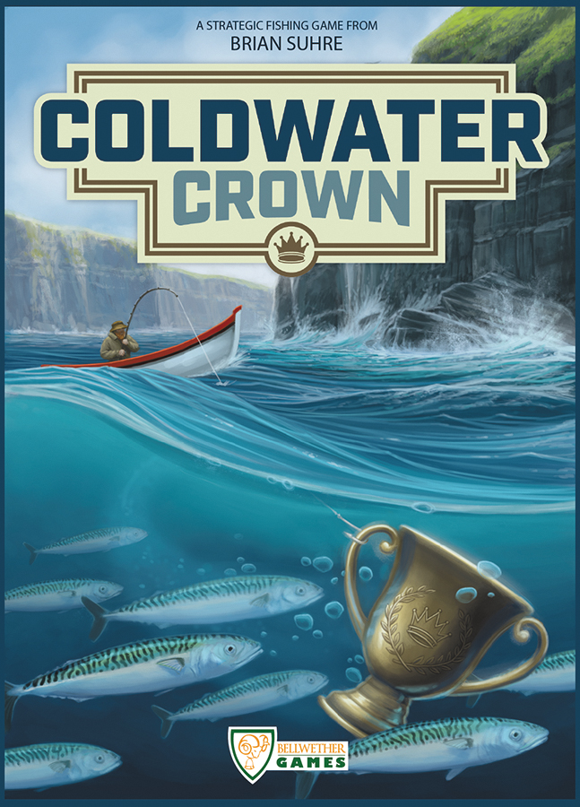 Coldwater Crown Box Front
