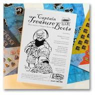 Captain Treasure Boots (2nd Edition) Box Front