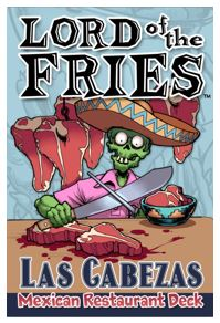 Lord Of The Fries: Mexican Expansion Box Front