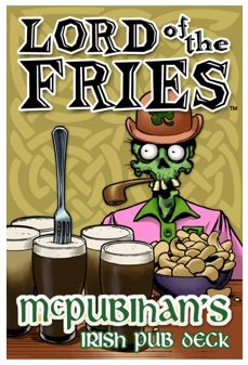 Lord Of The Fries: Irish Pub Expansion Box Front