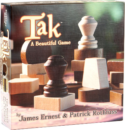 Tak: A Beautiful Game Box Front