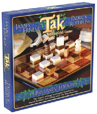 Tak: A Beautiful Game University Edition Box Front