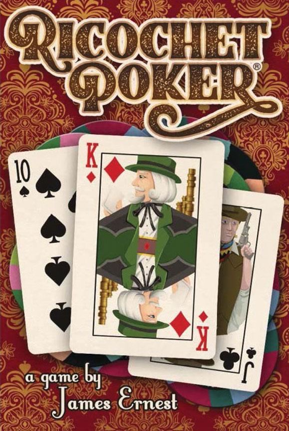 Ricochet Poker Game Box