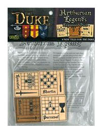 The Duke: Arthurian Legends Expansion Pack Box Front