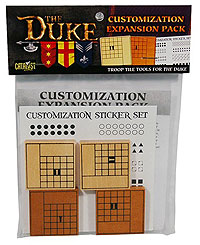 The Duke: Customization Tiles Expansion Pack Box Front