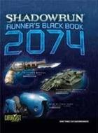 Shadowrun Rpg: Runners Black Book 2074 Box Front