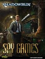 Shadowrun Rpg: Spy Games Box Front